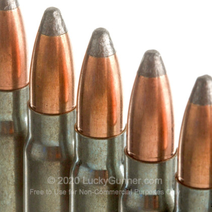 Image 5 of Silver Bear 7.62X39 Ammo