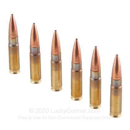 Image 4 of Barnes .300 Blackout Ammo
