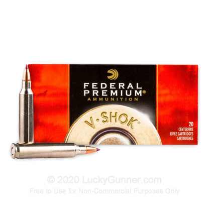 Image 2 of Federal .204 Ruger Ammo