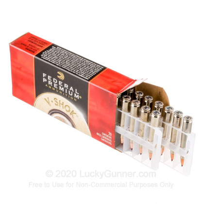 Image 3 of Federal .204 Ruger Ammo