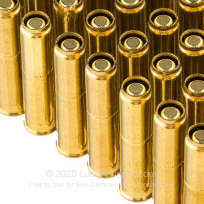 Large image of 7.62 Nagant Ammo - Fiocchi 97 Grain FMJ - 50 Rounds