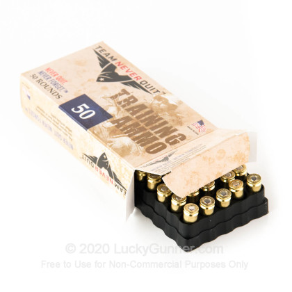 Image 4 of Team Never Quit 10mm Auto Ammo