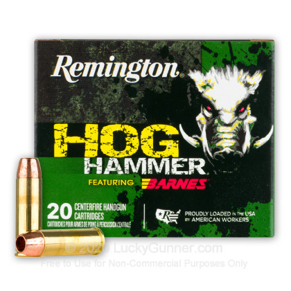 Image 2 of Remington 454 Casull Ammo