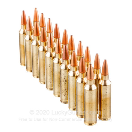Image 4 of Winchester 7mm Winchester Short Magnum Ammo