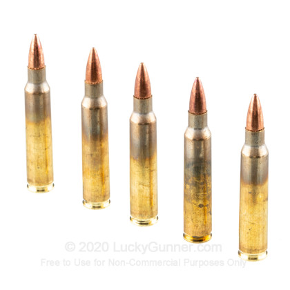 Image 4 of Fiocchi 5.56x45mm Ammo