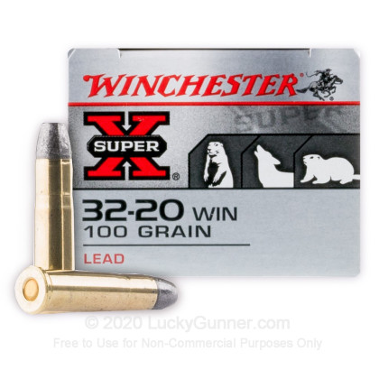 Image 1 of Winchester 32-20 WIN. Ammo