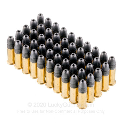 Image 4 of Fiocchi .22 Long Rifle (LR) Ammo