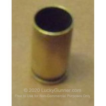 Large image of Once Fired 40 S&W Brass Casings