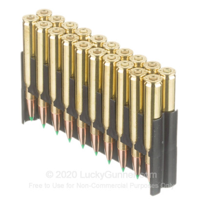 Image 4 of Nosler Ammunition .30-06 Ammo