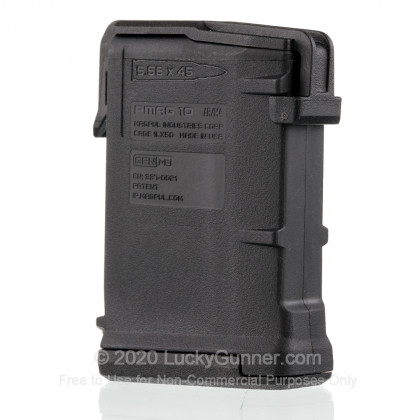 Large image of Magpul Gen 3 AR-15 10rd - 223 - Black - PMAG Standard Magazine For Sale
