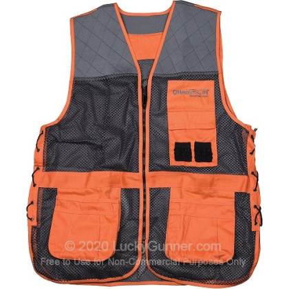 Large image of Champion Trap and Skeet Vest - Adjustable - 1