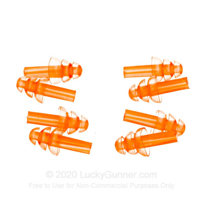 Large image of Champion Silicone Ear Plugs For Sale - 26 NRR - Champion Hearing Protection in Stock