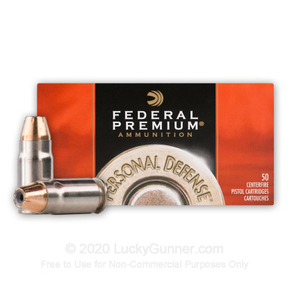 Image 2 of Federal .357 Sig Ammo