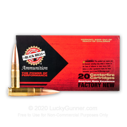 Image 2 of Black Hills Ammunition .300 Blackout Ammo