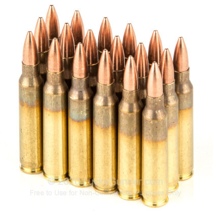 Image 4 of Bosnian Surplus 5.56x45mm Ammo
