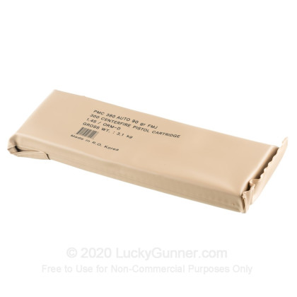 Image 1 of PMC .380 Auto (ACP) Ammo