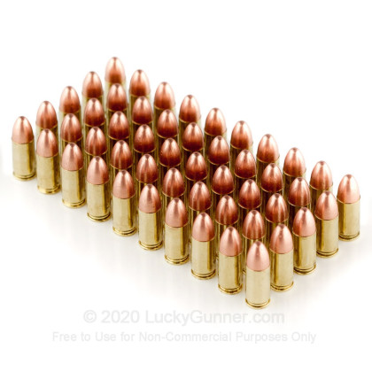 Image 4 of Blazer Brass 9mm Luger (9x19) Ammo