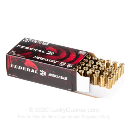Image 3 of Federal .327 Federal Magnum Ammo