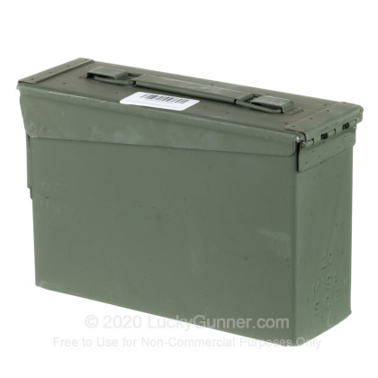 Large image of Mil Spec Ammo Can 30 Cal M19 Green Brand New For Sale