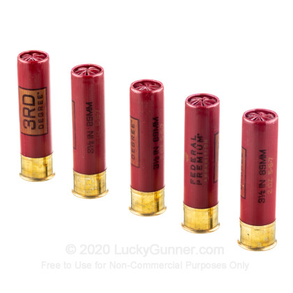Image 4 of Federal 12 Gauge Ammo