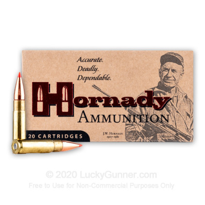 Image 2 of Hornady .300 Whisper Ammo