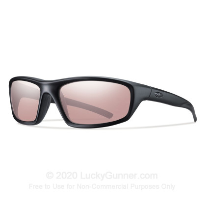 Large image of Smith Optics Elite Director Tactical Shooting Glasses For Sale - Smith Ballistic Glasses in Stock