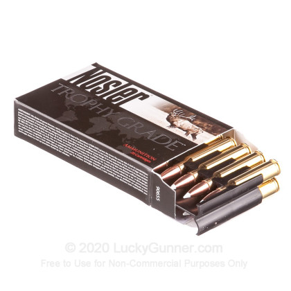 Image 3 of Nosler Ammunition .308 (7.62X51) Ammo