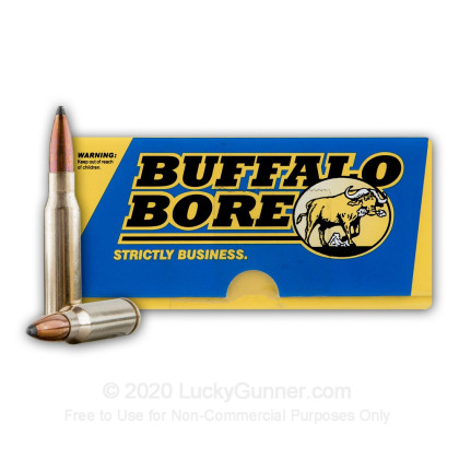 Image 1 of Buffalo Bore .308 (7.62X51) Ammo