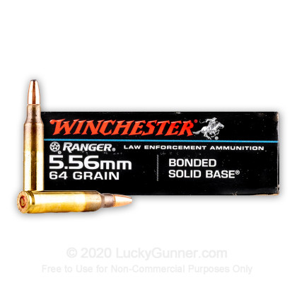 Image 2 of Winchester 5.56x45mm Ammo