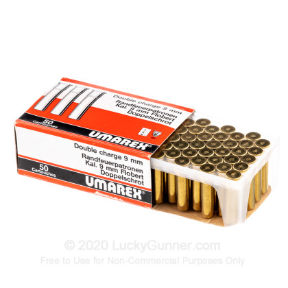 Image 3 of Century Int Arms 9mm Flobert Ammo
