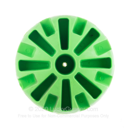 Large image of Champion Duraseal 3D Reactive Targets For Sale - Green Self-Healing Hanging Ball Target In Stock