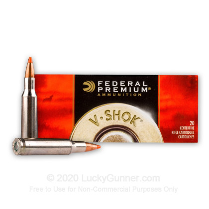 Image 2 of Federal .222 Remington Ammo