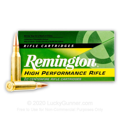 Image 2 of Remington 7mm-08 Remington Ammo