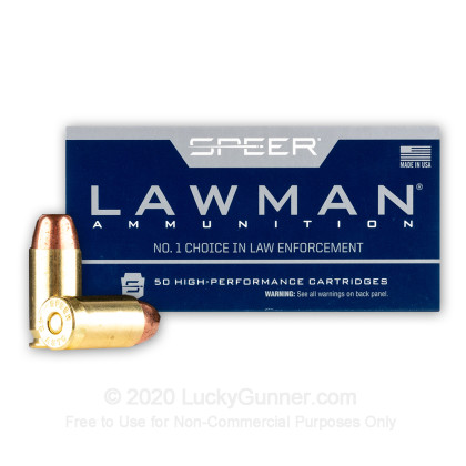 Image 2 of Speer .45 ACP (Auto) Ammo