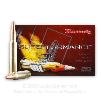 Image 2 of Hornady 280 Remington Ammo