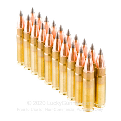 Image 4 of Nosler Ammunition .300 Blackout Ammo