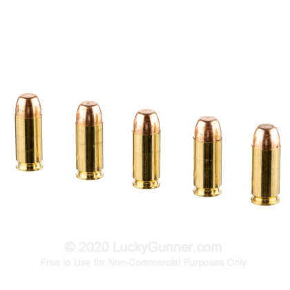Image 4 of Federal .40 S&W (Smith & Wesson) Ammo