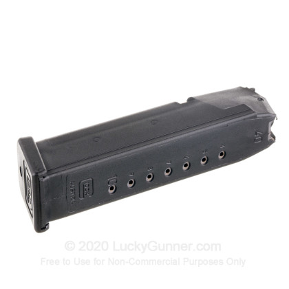Large image of Premium 40 S&W Magazine For Sale - 10 Round 40 S&W Magazine in Stock by Glock for 40 S&W Glocks - 1 Magazine