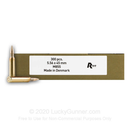 Image 1 of Military Surplus 5.56x45mm Ammo