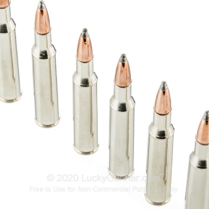 Large image of Premium 270 Ammo For Sale - 150 Grain Nosler Partition Ammunition in Stock by Federal Vital-Shok - 20 Rounds