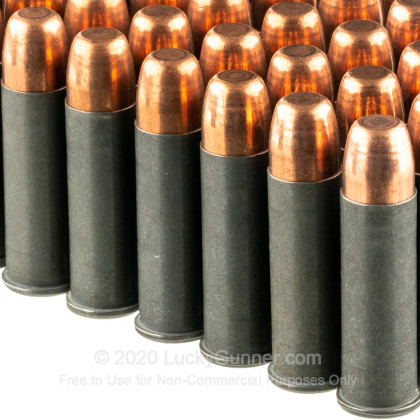 Image 5 of Tula Cartridge Works .38 Special Ammo