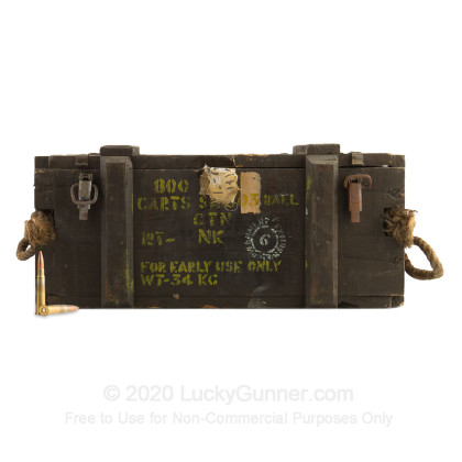 Image 1 of Military Surplus .303 British Ammo