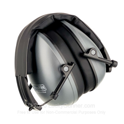 Large image of Champion Slim Passive Earmuffs For Sale - 21 NRR - Champion Hearing Protection in Stock