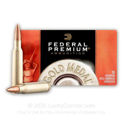 Image 2 of Federal 6.5x55 Swedish Ammo