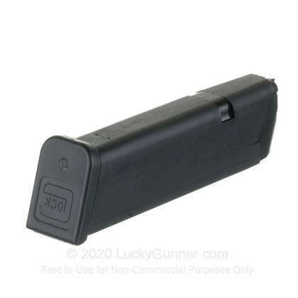 Large image of Factory Glock 9mm G17 15 Round Magazine For Sale - 15 Rounds