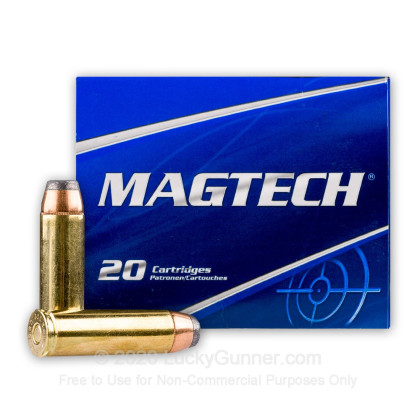 Image 2 of Magtech .500 S&W Magnum Ammo