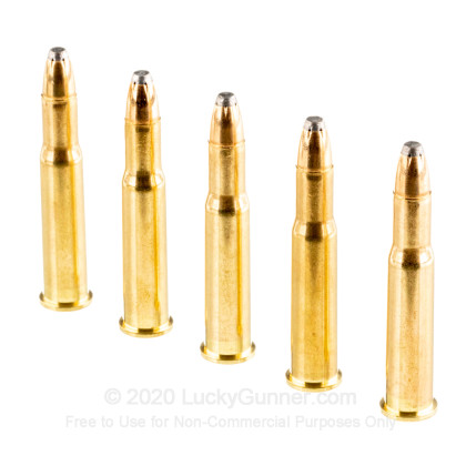 Image 4 of Sellier & Bellot .30-30 Winchester Ammo