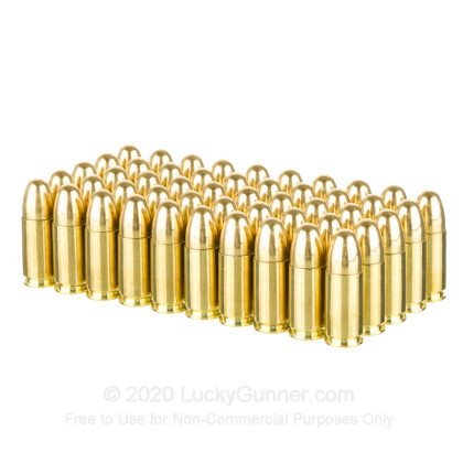 Image 4 of ZQI Ammunition 9mm Luger (9x19) Ammo