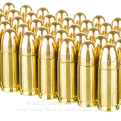 Image 5 of ZQI Ammunition 9mm Luger (9x19) Ammo