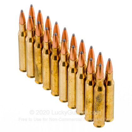 Large image of Cheap 270 Win Ammo For Sale - 150 Grain PSP Ammunition in Stock by Fiocchi - 20 Rounds